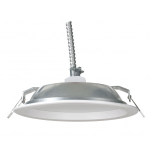 "6"" Shallow Non-Conductive Downlight - 1000Lm"