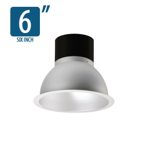 "6"" Commercial LED Retrofit - 1000lm - 3600Lm"