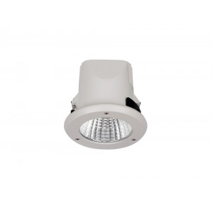 "4"" Recessed Vandal Resistant Downlight (IP67) - 1500Lm"