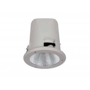 "6"" Recessed Vandal Resistant Downlight (IP67) - 2000Lm"