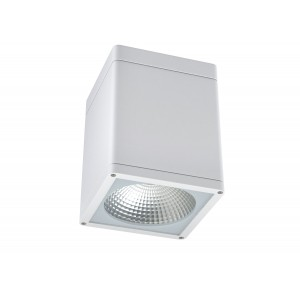 "4"" SQUARE CEILING DOWNLIGHT (IP65) - 850lm/1300lm"
