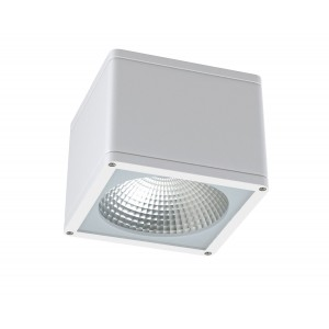 "6"" SQUARE CEILING DOWNLIGHT (IP65) - 1000lm/1500lm/2200lm/2600lm"
