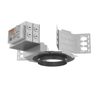 "4"" Architectural LED Frame-Kit (1100Lm/1600Lm) Gen3"
