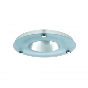 "6"" Architectural LED Glass Deco Open (4000 Lumen)"