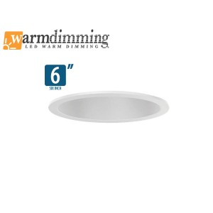 "6"" Architectural LED Trim (2000lm/3000lm)"