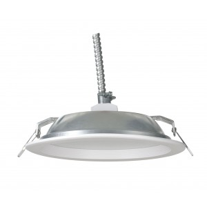 "6"" Commercial Shallow LED Retrofit (1000 Lumen LED)"