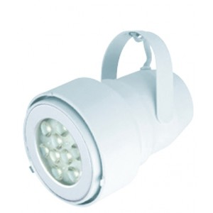 14W/650Lm Concealed LED Track Head (2CCT/2NT)