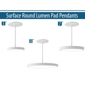 New! LumenPad Pendant Series!