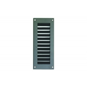 "11"" Vertical Louver Face LED STEP Light"