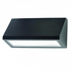 "8"" x 4"" Trapezoid Dark Sky Wall Mount (IP65) - 850LM"