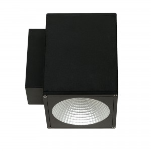 "6"" Square 1-Direction Wall Mount (IP65) - 1000lm-2600lm"