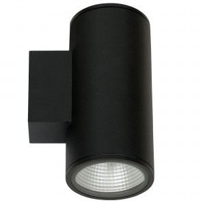 """4"""" ROUND 2-DIRECTION WALL MOUNT (IP65) -2 x 1000lm/1500lm"""