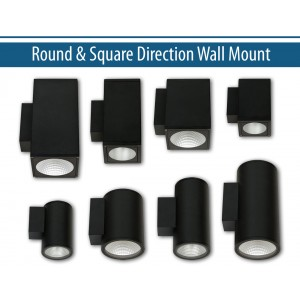 Wall Directional Luminaires