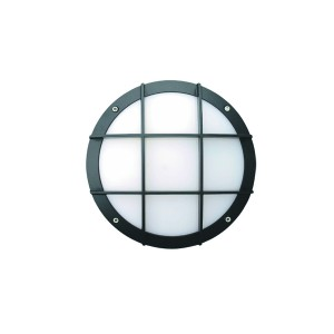 "10"" Round Cross Bar Wall Luminaire"