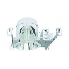 "6"" IC CFL Housing 1-Lamp (CFL)"