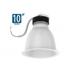 "10"" Architectural LED Retrofit (1400/2000/3000/4000 Lumen LED)"