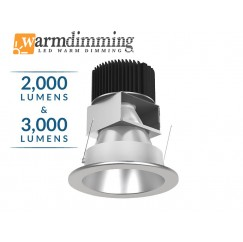 "4"" ARCHITECTURAL LED TRIM (2000/3000 LUMEN) Gen3"