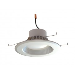 "6"" LED Baffle (1200lm)"