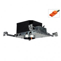 """4"""" IC 2HR Fire-Rated LED Housing (Shallow)"""