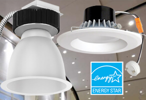 Commercial & Residential Lighting Fixtures | Recessed, LED